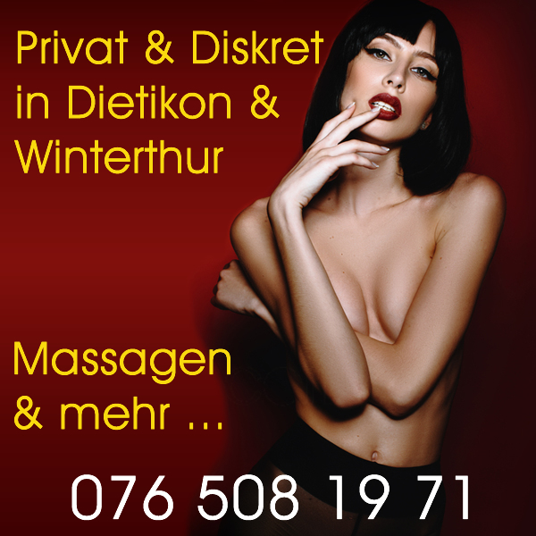 Private Massagen in Dietikon & Winterthur